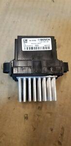 NEW OEM T/O HVAC BLOWER MOTOR CONTROL MODULE BUICK/CADILLAC/CHEVY/GMC [AH921-07]