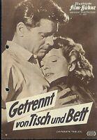 IFB 4691 | GETRENNT VON TISCH UND BETT | Burt Lancaster, Rita Hayworth