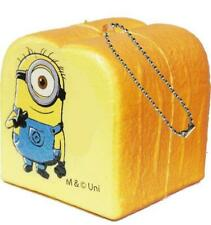 Scented Minions Mini Bread Loaf Squishy!