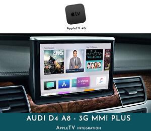 [2009 - 2019] Audi D4 A8 3G MMI Plus - AppleTV Integration