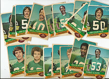 GREEN BAY PACKERS LOT OF 17 CARDS HOLSUM BREAD 1977