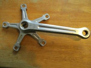 CAMPAGNOLO SUPER RECORD ALLOY FLUTED RIGHT HAND CRANK 170mm GC.