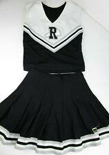 "Cheerleader Uniform Megaphone 32-34 Top 23-26"" Fully Pleated Skirt Choose Size"