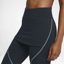 Nike Power 2-in-1 Women's  Mid Rise Training Running Gym Tights