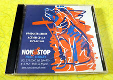 Non Stop Music Library - Producer Series Action CD #2 ~ Rare Sound Effects