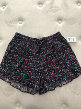 Charlotte Russe Womens Floral Shorts Size Small Hard to Find STYLE BRAND NEW