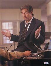 Al Pacino Signed Authentic Autographed 11x14 Photo (PSA/DNA) #J03366