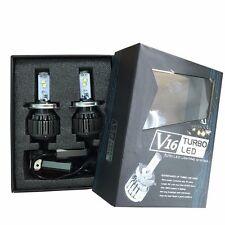 Cree LED Headlight Kit 80W H7/9005/9006HB4 Hi / Lo Beam 6000K 8000lm Bulbs Pair