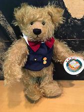 "Bear Essentials ""Winston"" Bear by Effanbee 11"""