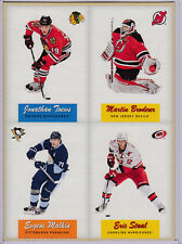 2012/13 OPC Toews / Malkin / Brodeur / Staal Box Bottom
