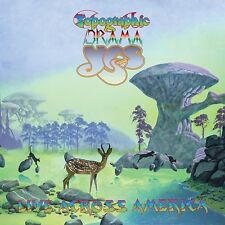 YES Topographic Drama: Live Across America 3 x 180gm Vinyl LP NEW & SEALED