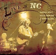 Live in NC by Darrell Scott/Danny Thompson (Double Bass) (CD, Aug-2005, Full...