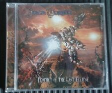 LUCA TURILLI Rhapsody Prophet of the Last Eclipse CD 2002 brand new