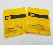 2 Pc Caterpillar Cat 6j2561 Valve Heavy Equipment Replacement Parts Genuine Oem