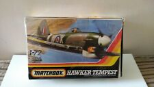 MATCHBOX HAWKER TEMPEST 1:72 SCALE P.K.23