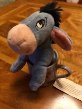 Disney Store Exclusive Winnie The Pooh I Love Eeyore Mug and Plush Soft Toy New