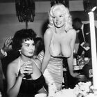 JAYNE MANSFIELD ACTRESS MOVIE STAR & SEX-SYMBOL PIN UP 8X10 PHOTO POSTER PICTURE