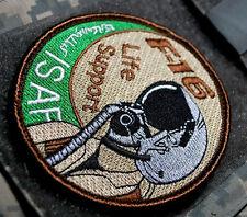 F-16 SWRIL ISAF ROYAL NETHERLANDS RNLAF 322ND SQN Life Support KANDAHAR AIR BASE