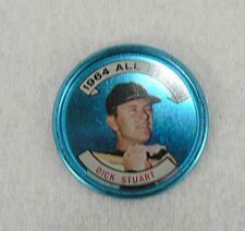 1964 Baseball All Stars Coin Dick Stuart