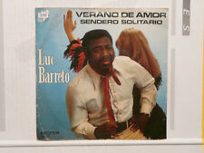 LUC BARRETO Verano de amor / sendero solitario 08125
