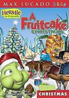 Hermie  Friends - A Fruitcake Christmas (DVD, 2005) Brand New!!!