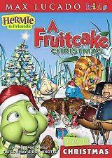 Hermie  Friends - A Fruitcake Christmas (DVD, 2005)