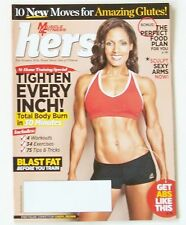 Muscle & Fitness HERS Magazine November/December 2011 Cheryl Brown