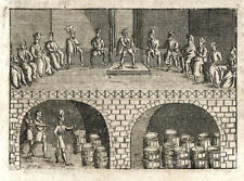 GUNPOWDER PLOT 1605 LONDON CONSPIRATIO PULVERARIA  KONSPIRATION GUY FAWKES