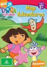 Dora The Explorer - Map Adventures DVD