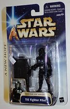 STAR WARS A NEW HOPE BATTLE OF YAVIN TIE FIGHTER PILOT #14 MOSC