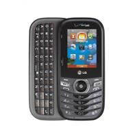LG Cosmos 3 VN251S - Black (Verizon PrePaid) Cellphone QWERTY Slider Cell Phone