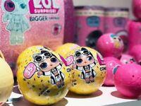 BRAND NEW!! LOL SURPRISE DOLL CONFETTI POP BIG SISTER SERIES 3 ASSORTED