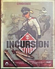 Incursion Grindhouse Games - NIB - Unopened 1st Edition!!!
