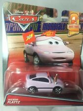 "2016 Mattel Disney Pixar CARS 2 Movie Diecast: ""WILMAR FLATTZ"" (#7 / 14) 1:55"