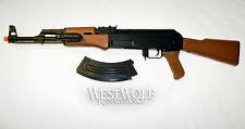 AK-47 Soviet Army Kalashnikov Airsoft Assault Rifle/Gun -- metal/prop/M16 -- NEW