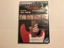 Guitarra Electrica Avanzado by Jose Pineda (DVD) New