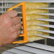 Microfibre Venetian Blind Brush Window Air Conditioner Duster Dirt Clean Cleaner