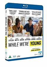 While We´re Young - Region B/ Blu Ray
