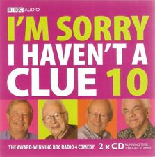 I'm Sorry I Haven't a Clue 10 (2xCD A/Book 2014) **NEW/SEALED**