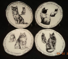 Ceramic/Pottery Collectable Cat Ornaments