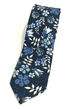 "Express Men`s Slim Liberty Fabric Cotton Tie 2 1/4""  wide New $59"