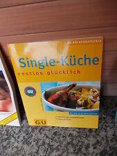 Single-Küche restlos glücklich, von Christina Kempe, aus dem GU Verlag