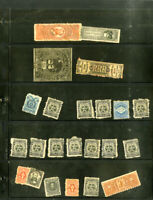 US Match & Medicine Stamp Variety Collection
