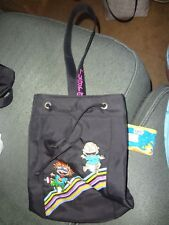 Rare Vintage 1998 Rugrats Nickelodeon Chuckie & Tommy Backpack New with Tags