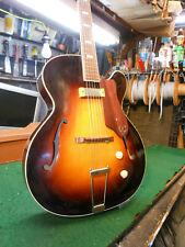 1951 Epiphone Zephyr Regent Hollow Body Electric Guitar with Case - Sunburst