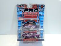 MAISTO PRO RODZ 55 CHEVROLET NOMAD 1/64 PURPLE W/ FLAMES NEW