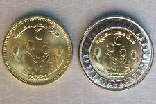 **NEW**EGYPT / ÄGYPTEN_50 Piastres + 1 Pound 2020_Egypt Medical Teams_lose_unc