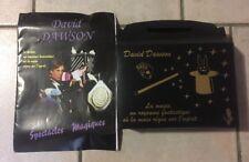 Vintage David Dawson La Magie Un Royaume Fantastique Valisette Avec Livret