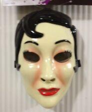 The Strangers Emo Girl Mask Prop Replica Halloween jason freddy Creepy