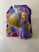 NEW MagiClip Disney Princess Little Kingdom RAPUNZEL Magic Clip Doll Figure